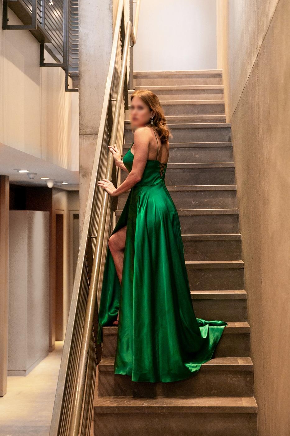 Miss Stephanie de Montreal