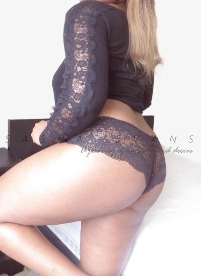 Sasha Evans