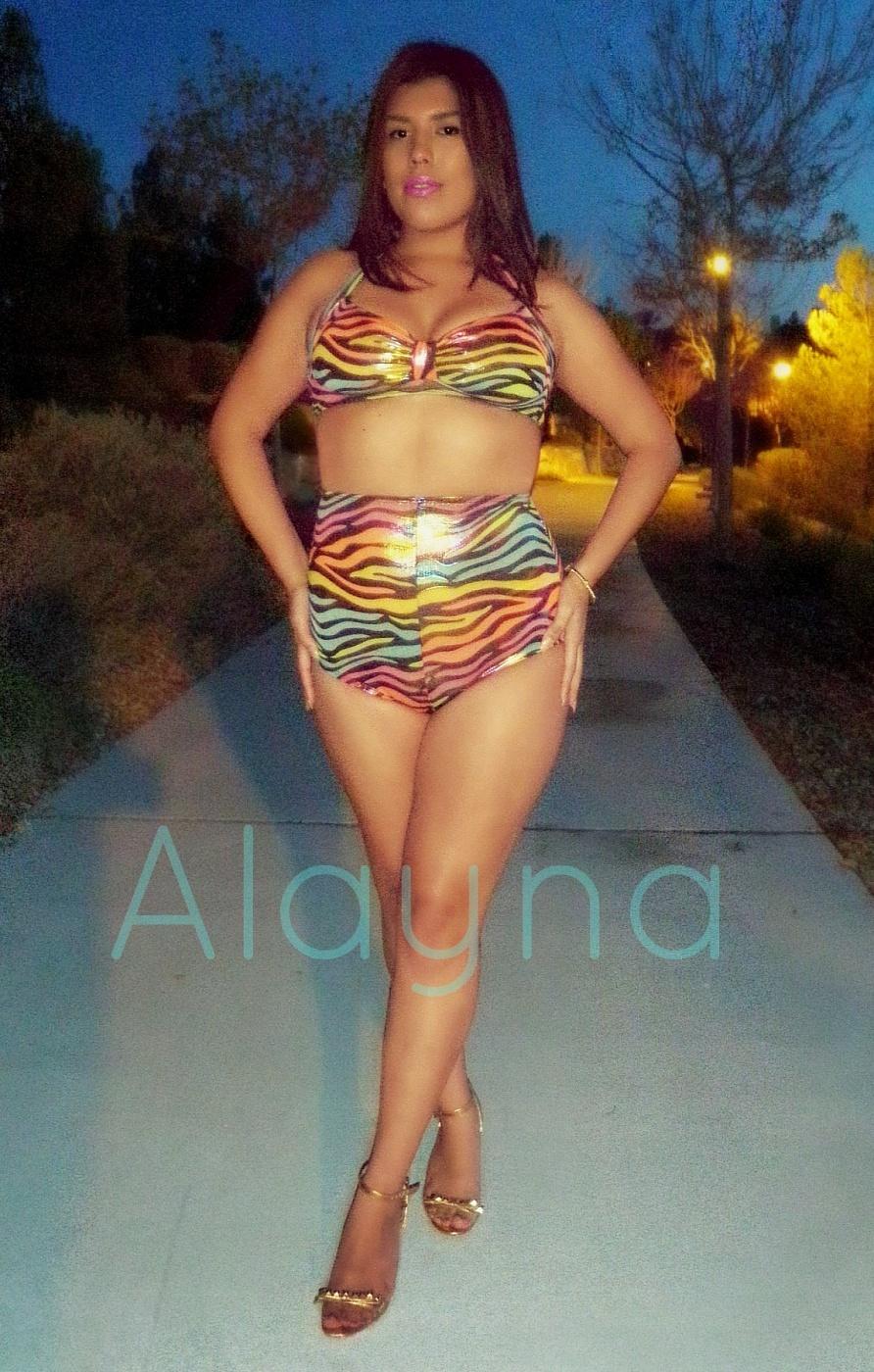 Alayna Morgan