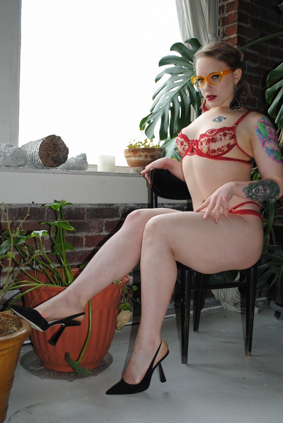 Femme Domme Audrey Heart