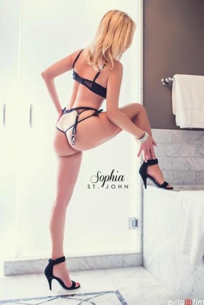 Sophia St John