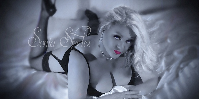 Texas Blonde -Sonia Styles's Cover Photo