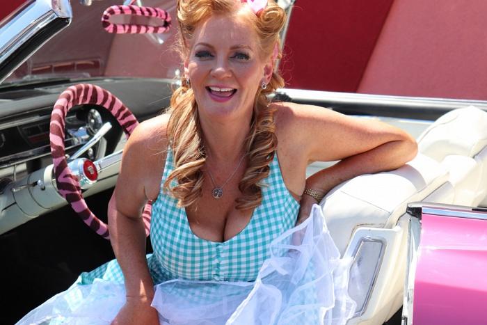 Ginger Taylor of Atlanta