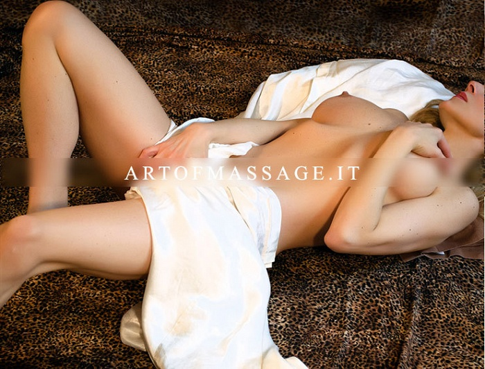 Anna ArtOfMassage in Milan