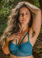 All Natural n Hairy Nikki Silver
