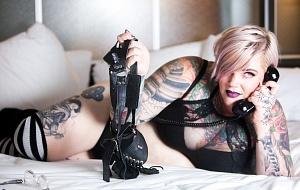 Miss Erin Black Escort
