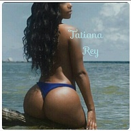 Tatiana Rey-Upscale Ebony Escort