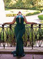 The Elegant Layla Hayek