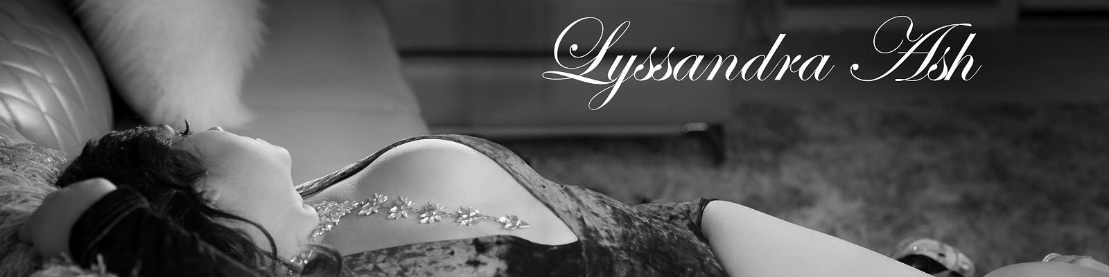 Lyssandra Ash's Cover Photo