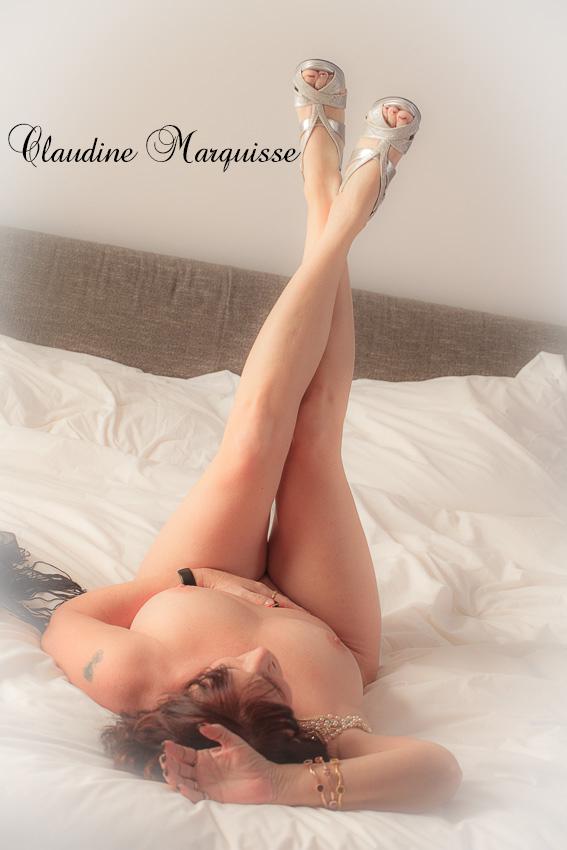Mature Claudine