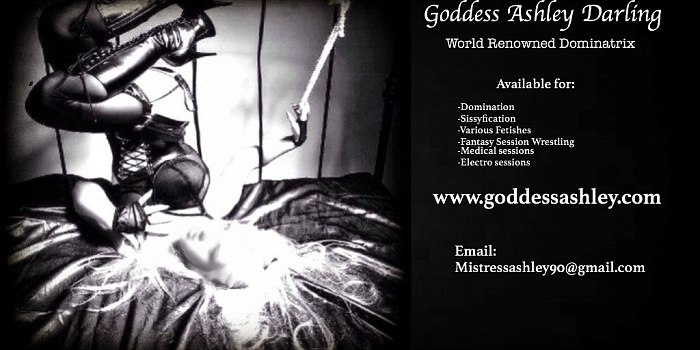 GoddessAshleyDarling's Cover Photo