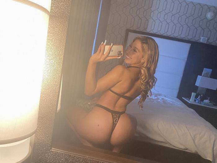 Pretty Blonde Latina From Cali