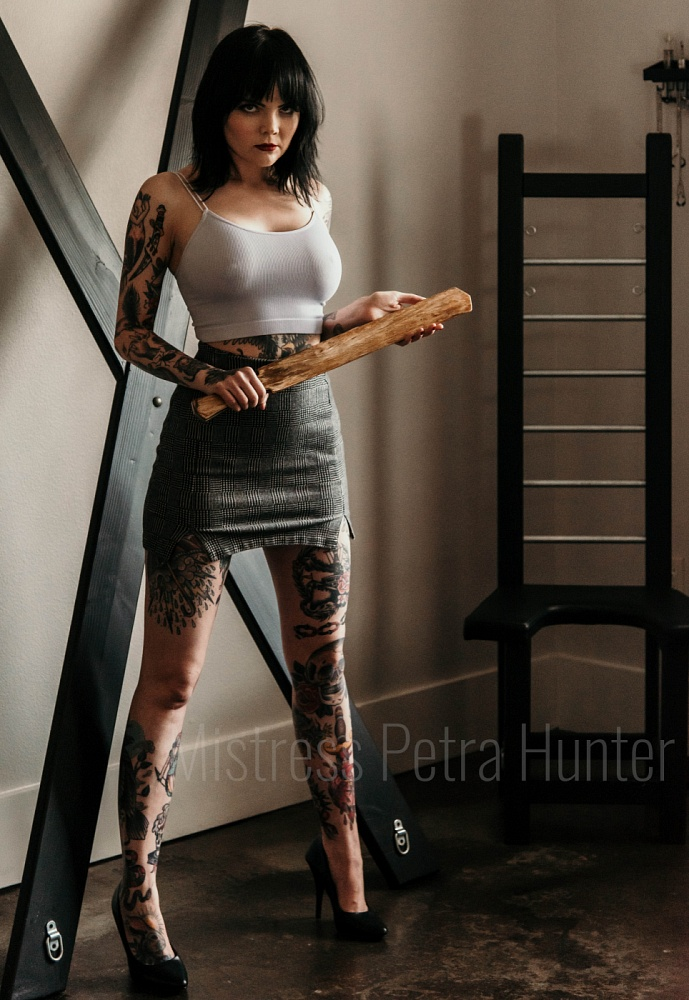 Mistress Petra Hunter