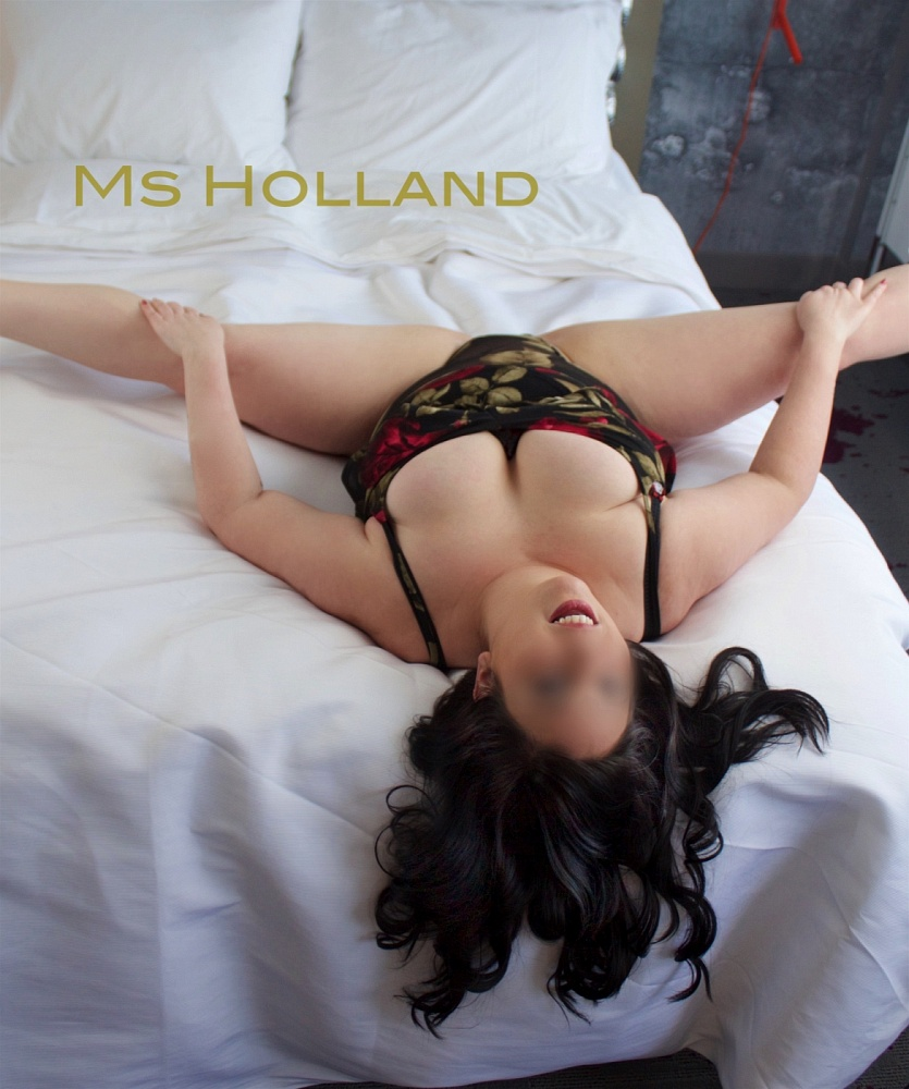 Ms. Holland