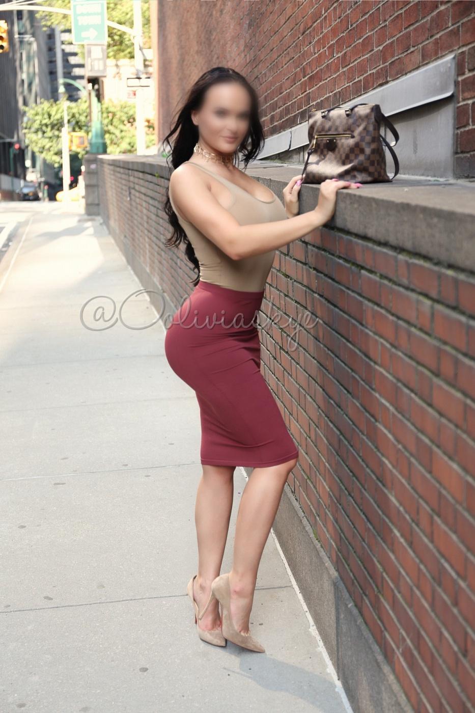 Olivia Skye