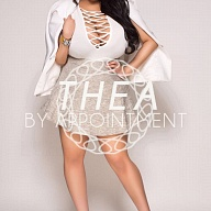 THEA by appointment Escort