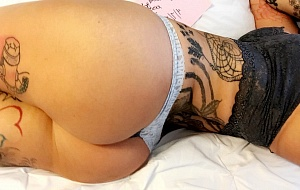 Tatted Goddess