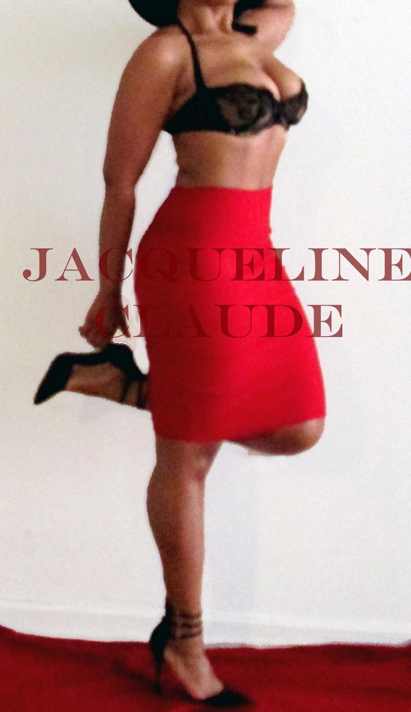 """Jacquéline """"Jax"""" Claude"""