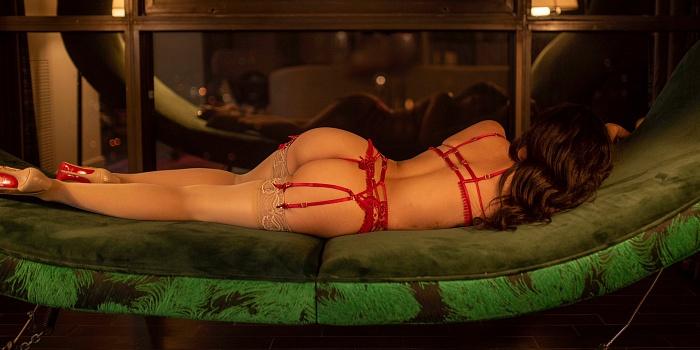 Alexandra Chastain's Cover Photo
