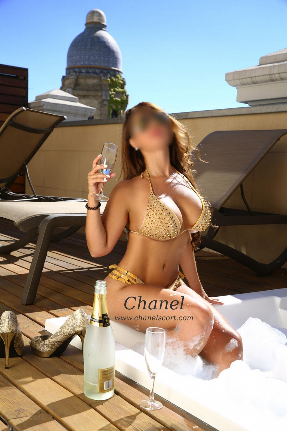 Chanel Escort