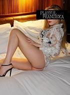 Playful Franziska