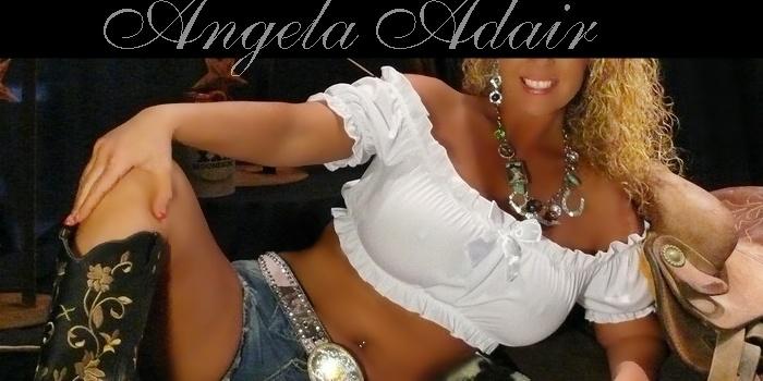Angela Adair of Houston's Cover Photo