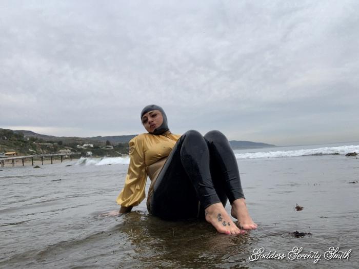 Rubber Goddess Serenity Smith