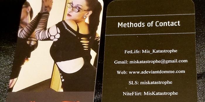 MisKatastrophe's Cover Photo