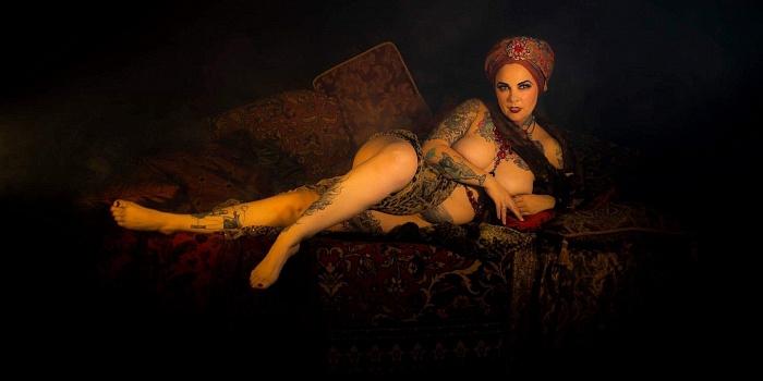 Madame Tzarina's Cover Photo