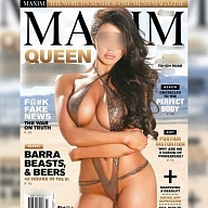 Cover Model Aria Lorenzo's Avatar