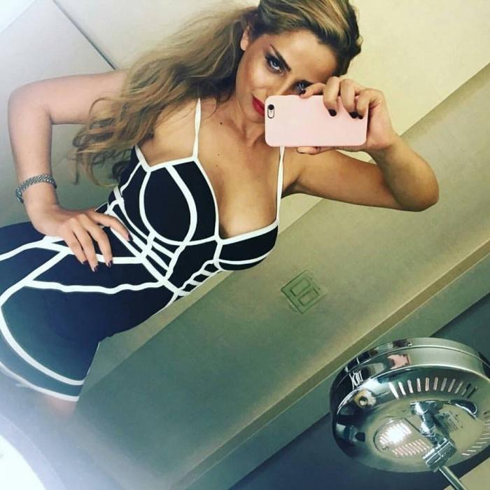 Tia Carrera , Italian Pornstar