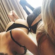 Amber Bowen & Liara Roux