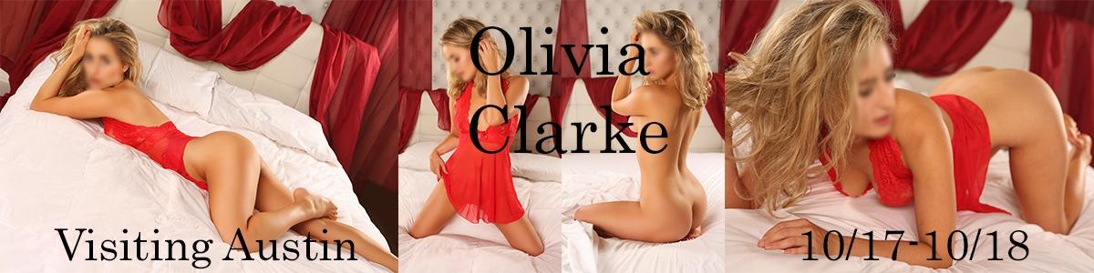 Olivia Clarke Escort