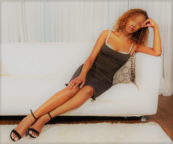 Sasha,Exquisite African Belle