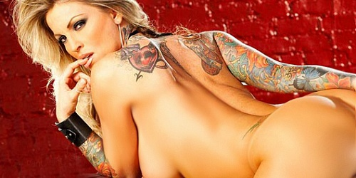 Janine Lindemulder's Cover Photo