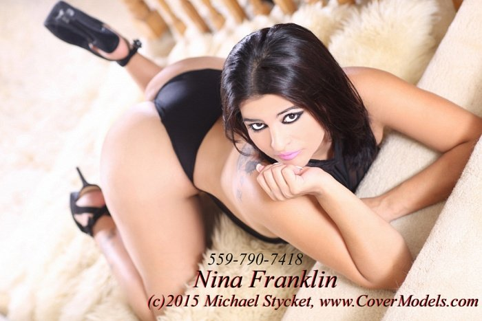 GODDESS Nina Franklin