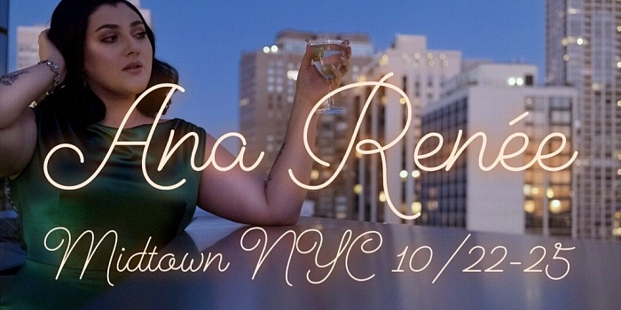Ana Renée's Cover Photo