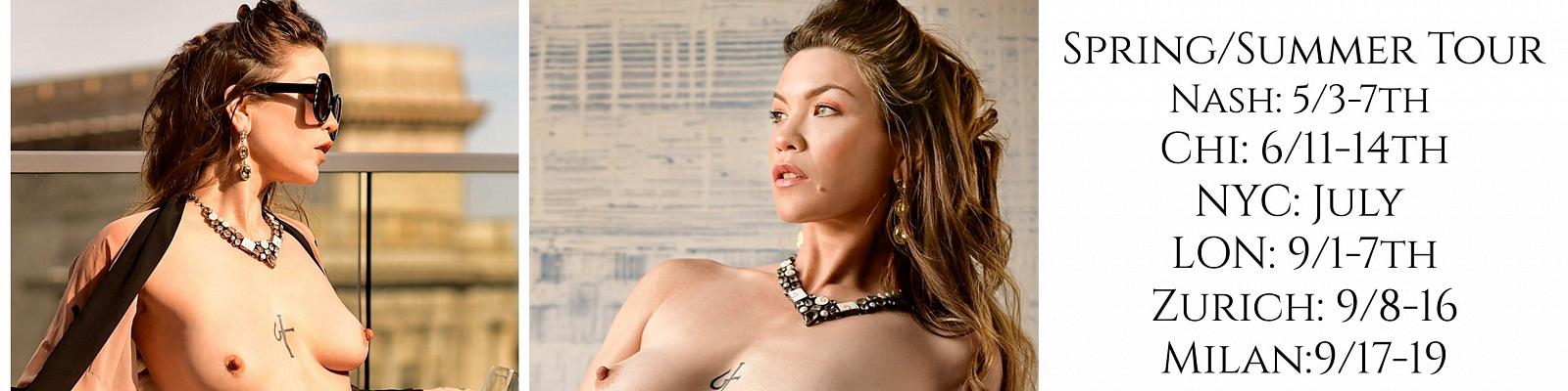 Penelope Waters Escort