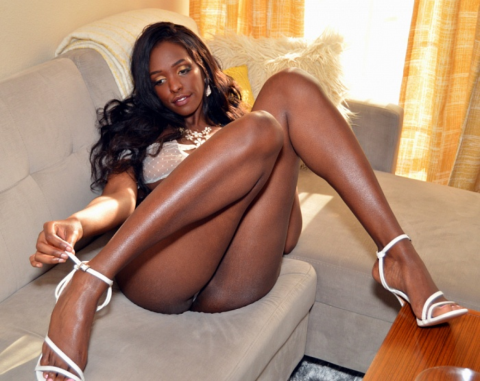 African Barbie