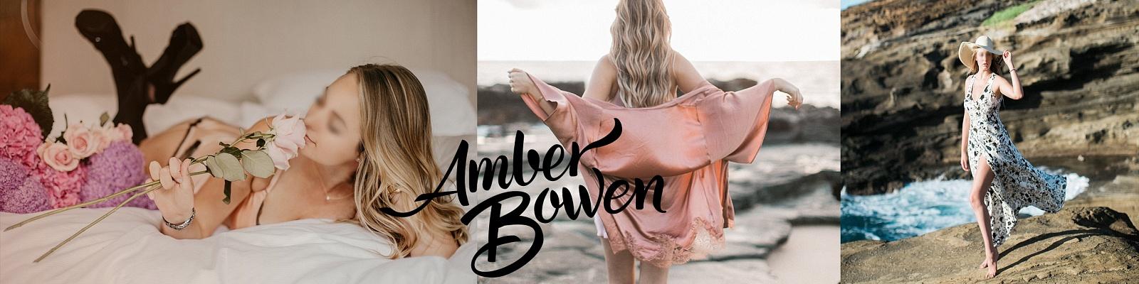 Amber Bowen Escort
