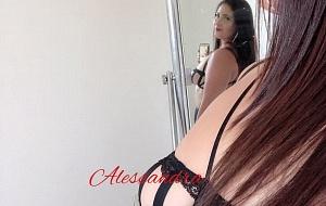 Adult Star Alessandra Minutti