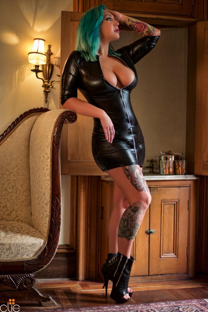Your Edgy Minx - Roxanne Dupri