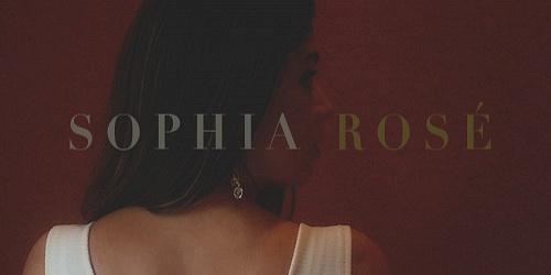 Sophia Rose's Cover Photo