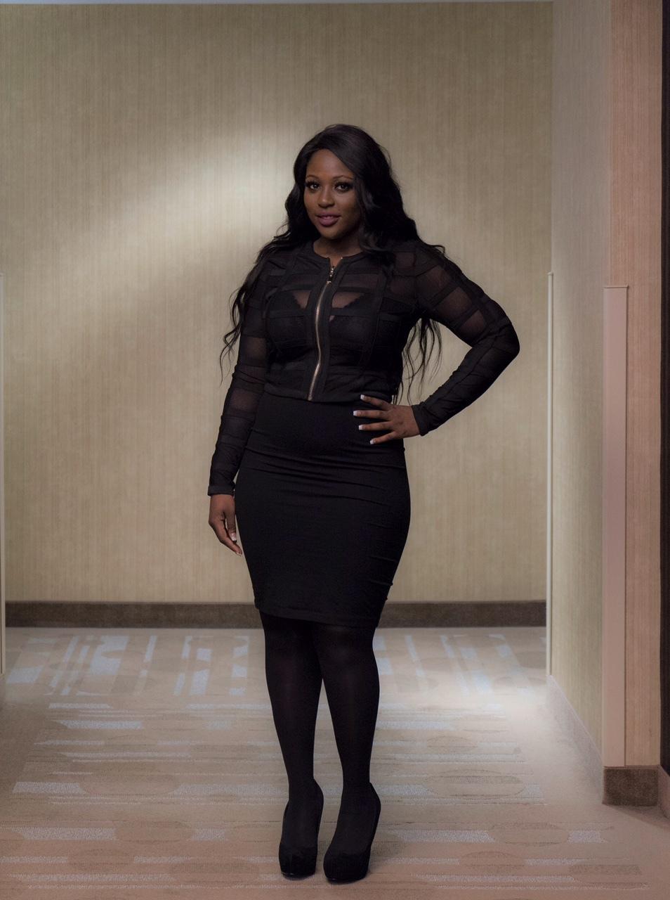 Blacked new york escort tiffany brookes gets facial from big - 1 4