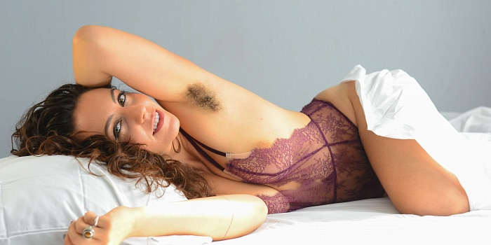 Hairy Nikki Silver - All Natural's Cover Photo