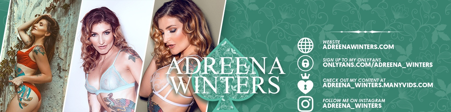 Adreena Winters's Cover Photo