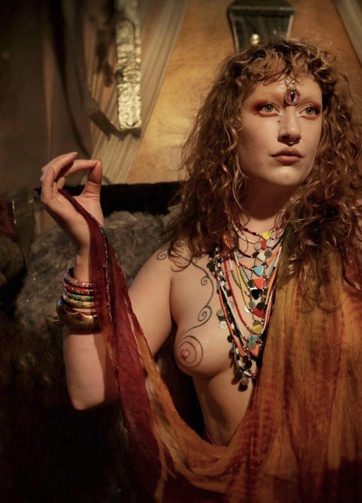 High Priestess of Pleasure