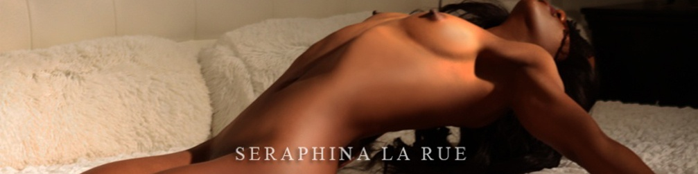 Seraphina LaRue of NYC's Cover Photo