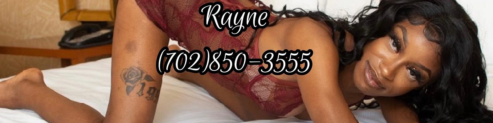 Rayne's Cover Photo