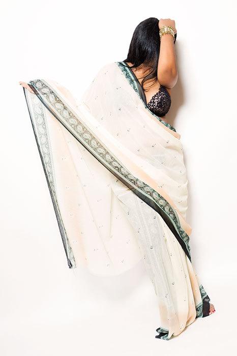 East Indian Anjuli Jain